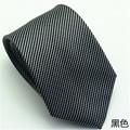 8 CM Man Suit Business Ties Work Professional Wedding Groomsman Group suit dress Tie Black Powder