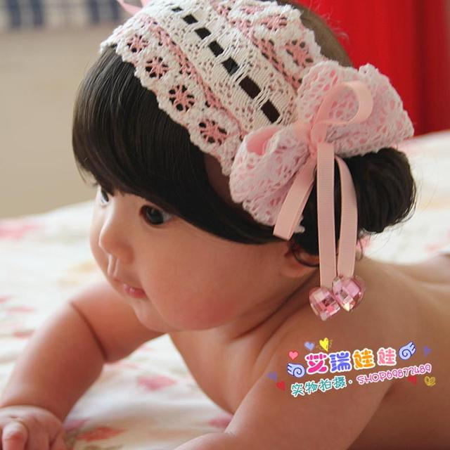 Female hair accessory infant children hair band hair accessory accessories formal dress