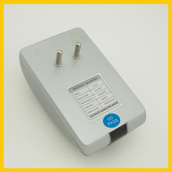 Free Shipping Power Electricity Saving Energy Saver Box Save 30% EUPlug USB Adapter  ZWQ10021
