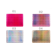 NEW Geometric discoloration pattern pu leather case for Apple Macbook Air Pro Retina 13.3 inch laptop Cases For Mac book 13 bag