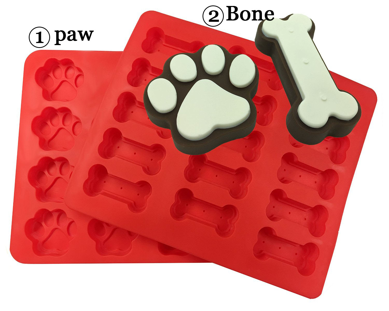 Dog Bone Cake Pans Free Shipping