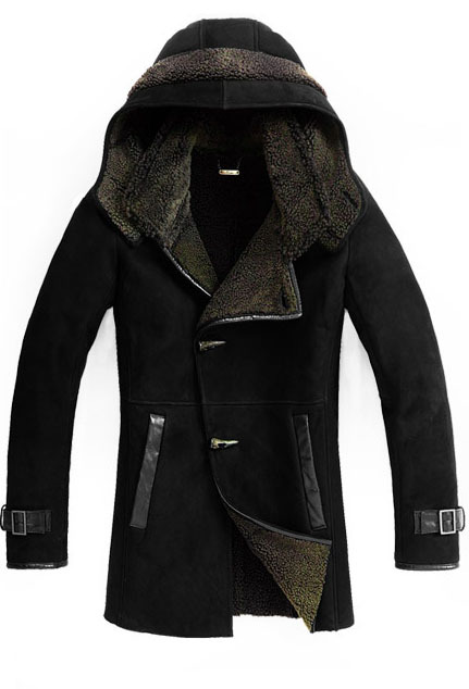 Shearling Coats Product Images - Reverse Search