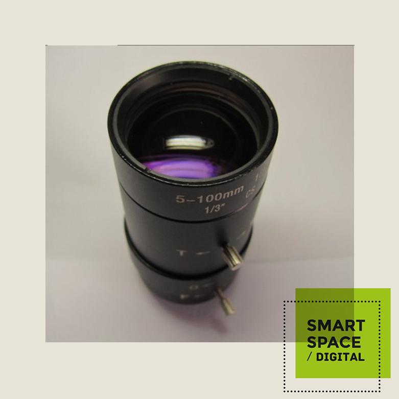 CCTV Lens HD camera 5-100 mm manual zoom manual iris lens camera monitoring long-distance irradiation Free Shipping(China (Mainland))