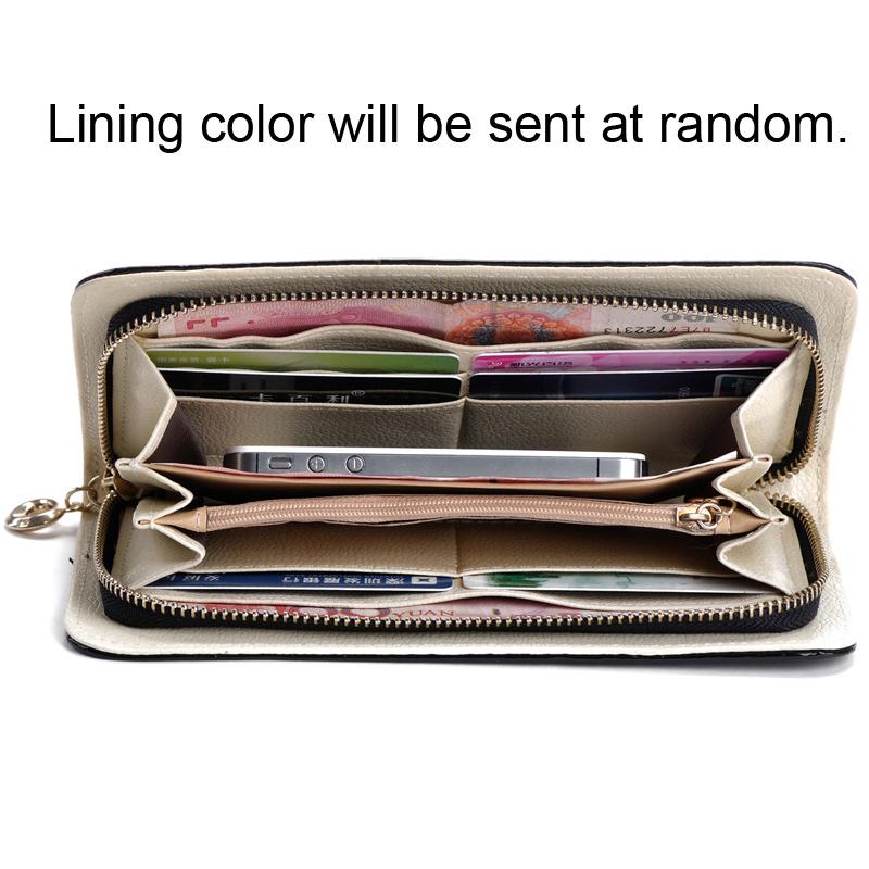 women long purse
