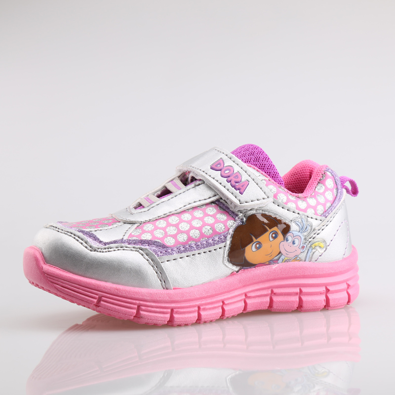 Girls shoes 2016 spring Cartoon children kids sneakers trainers Shoes For boys Waterproof Sports Casual Shoes boy school shoes(China (Mainland))