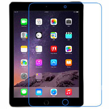 Pelicula De Vidro Mobile Phone Thin Film On Phone Ultra Thin Screen Protector For iPad Air 2 Tempered Glass Protective Film