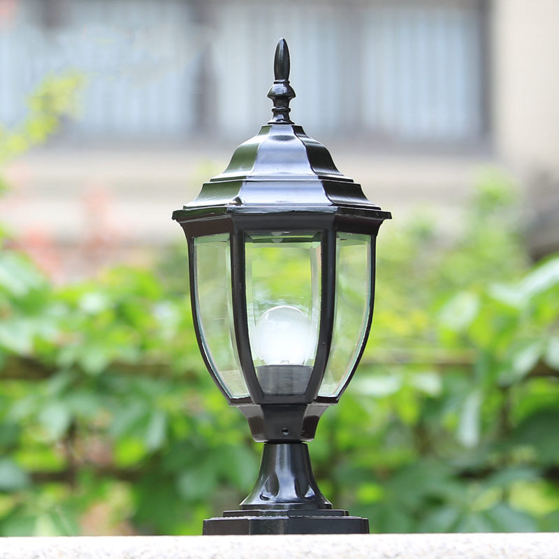 Fashion pillar light garden landscape column post lamps outdoor fence decorative lighting WCS-OCL0029(China (Mainland))