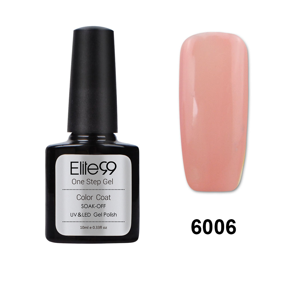 Elite99 3 in 1 One Step Nail Gel Nail Polish Nomal Gel Varnish Gel Lacquer Beauty Conventional Gel Varnish Choose Any 10 bottle(China (Mainland))
