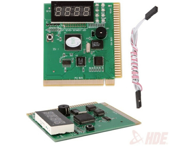 Newest 4-Digit Card PC Analysis Diagnostic Motherboard POST Tester Computer PCI Express(China (Mainland))