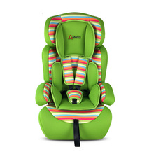 Baby car seat baby infant car seat  9 months -12 years  7 color options high quality adjustable cars seats(China (Mainland))
