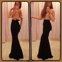 повседневные длинные платья женщин платье новое платье моды офис