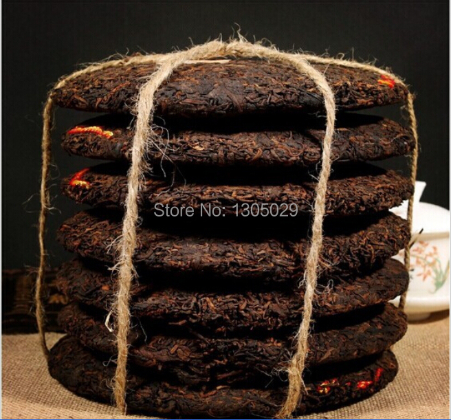 Гаджет  New Promotion!1970 Shu Puer 357g Chinese Menghai Pu