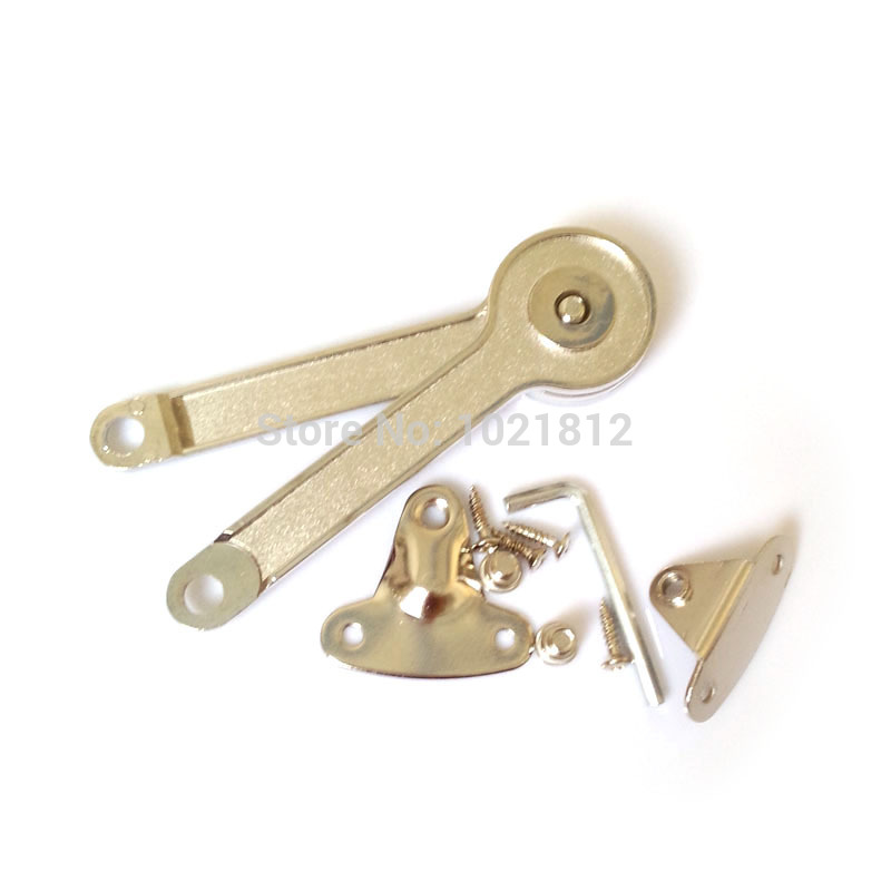 1pc Door Stay Kitchen Cupboard Cabinet Support Toy Box Hinge Lift Up Stay Support System Stay Support(China (Mainland))