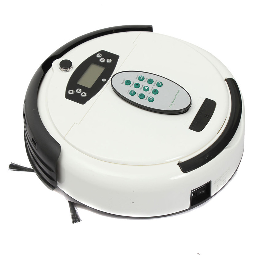 SimpleStone Automatic Hard Floor Cleaner Mopping Intelligent Vacuum Cleaning Robot Vacuum Cleaner60413(China (Mainland))