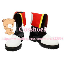 Custom made Akaito Shoes from vocaloid Cosplay