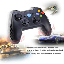 2.4Ghz Wireless Game Controller Tronsmart Mars G01 Dual-Motor Vibration Gamepad Joystick for Android TV Box Smartphone Tablet PC(China (Mainland))