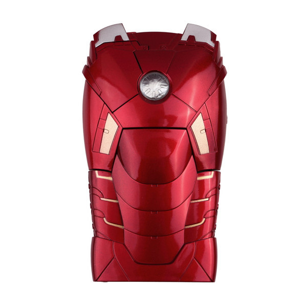 1Pc 3D Iron Man Protective Hard Back Case Protector For iPhone 5 5G 5th Newest(China (Mainland))