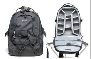 New Lowepro Mini Trekker AW Photo DSLR Camera Bag Digital SLR Backpack with All Weather Cover ! Free Shipping !!(China (Mainland))
