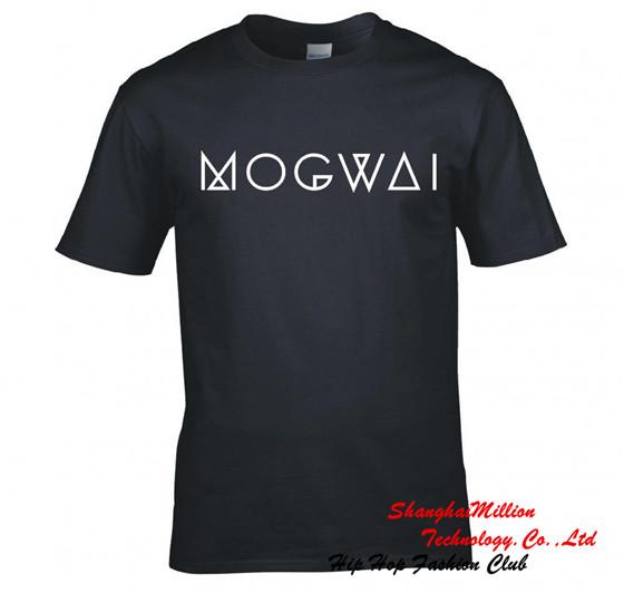 "Allover MOGWAI ""LOGO"" T SHIRT NEW Funny Tee 100% Cotton(China (Mainland))"