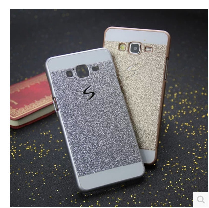For S3 Luxury Bling Hard Case for Galaxy S3 Fashion Gold Silver Glitter Mobile Phone Back Cover Case for Samsung Galaxy S3 i9300(China (Mainland))