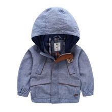 2016 Autumn Hoodies Kids Children Solid Color Zipper Jacket With Hood Sweatshirt Hoodie For Boy Child Cotton Long Sleeve Clothes(China (Mainland))