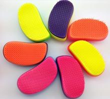 16 Colors Fast Shipping TT Profession Salon Elite Hair Brushes Tangle Hair Brush Styling Tools Detangling