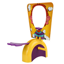 High Quality Brand Baby Toys Children Pie Face Game Assembled Board Family Toys Games Fun Toy Boys Girls Present Gifts(China (Mainland))