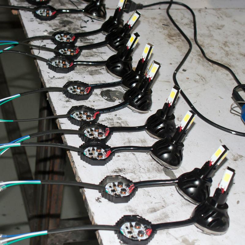 detail16 G5 led headlight