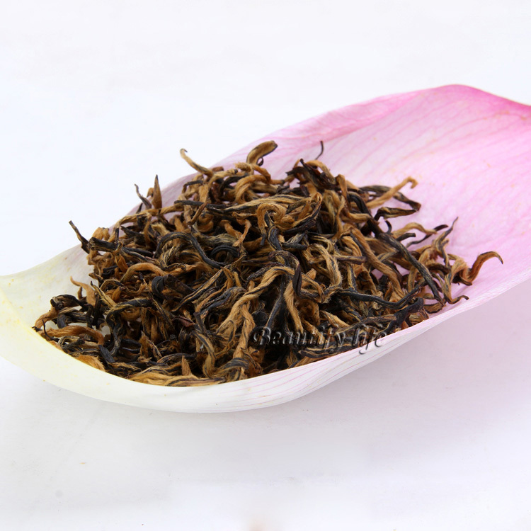 Super tender 100g Jinjunmei Wuyi Black Tea Early Spring Lapsang Souchong popular Chinese tea Promotion C148