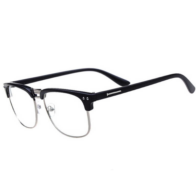 half rim half frame reading glasses for women Neo Gifts