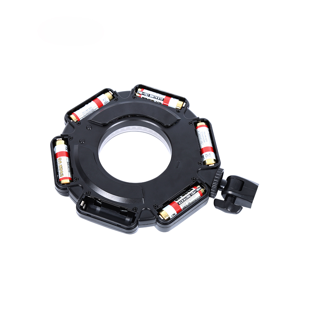 Tolifo-R-160S-160-Ultra-Thin-Led-Video-Light-LED-Ring-Light-For-Macro-Photography-Dimmable (4)