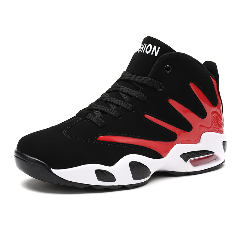 Big Size 35-47 High Top Casual Shoes Men Women Jordan Retro Shoes Breathable Lace Up Lovers Red Trainers Basket Femme Zapatillas(China (Mainland))