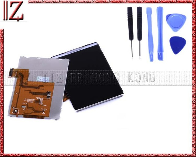 lcd screen digitizer for samsung S5360 lcd display High Quality MOQ 5pcs free shipping china post 15-26days +tool
