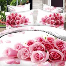 6pcs per set Fashion Unique Bedclothes 3D Comfoter sets(China (Mainland))