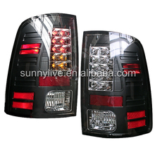 For Dodge Ram 1500 LED Tail Lamp 2011-2014 year SONAR Style Black Colo(China (Mainland))