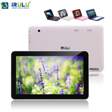iRULU 10″ Tablet PC Quad Core 16GB RAM Android 5.1 Tablet Computer Dual Camera Bluetooth External 3G WIFI with Keyboard Case