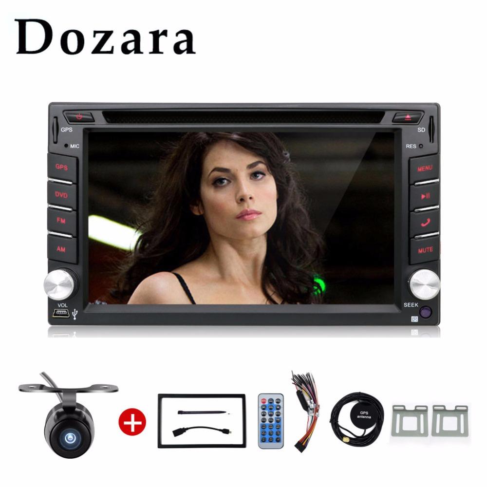 dvd car player GPS navigation/Radio tuner/MP3/USB/SD/Bluetooth/Steering Wheel Control/Remote Control Free Map and Camera(China (Mainland))