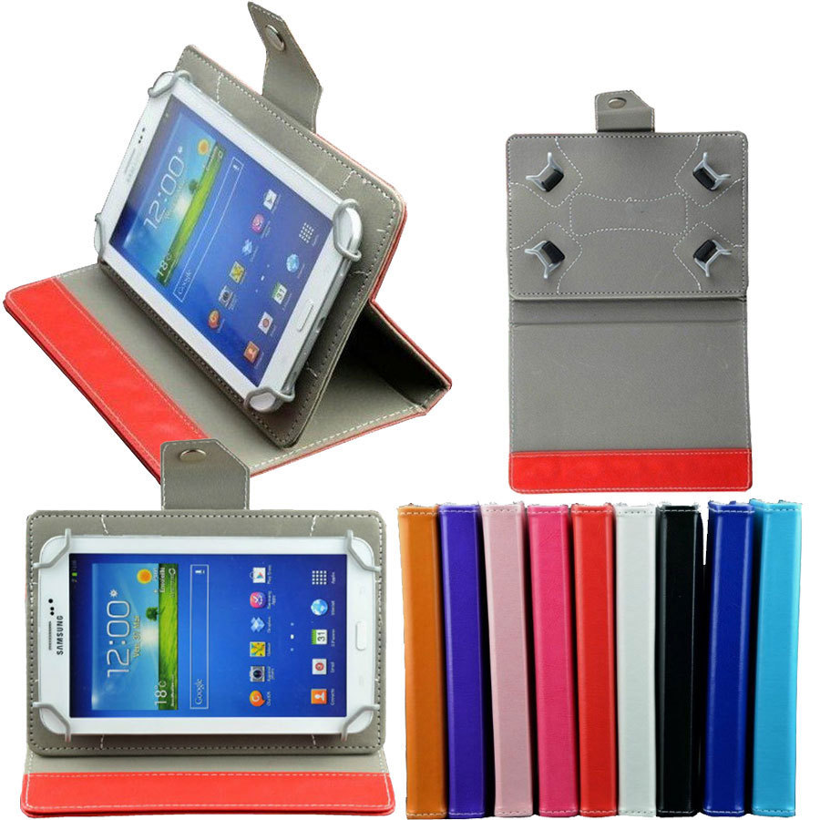 Fujitsu Stylistic Q572/Stylistic M532 10.1 inch Tablet Universal PU Leather Book Cover Magnetic Case Free Shipping(China (Mainland))