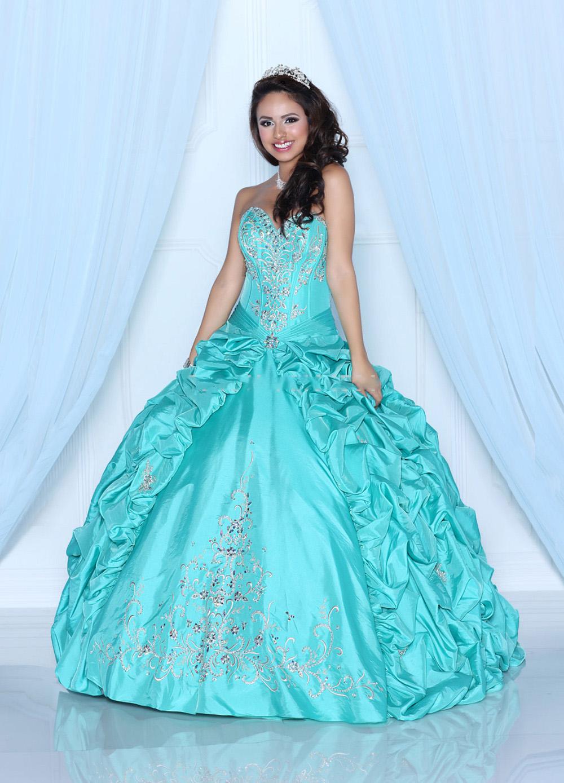 Online Get Cheap Teale Quinceanera Dresses -Aliexpress.com ...