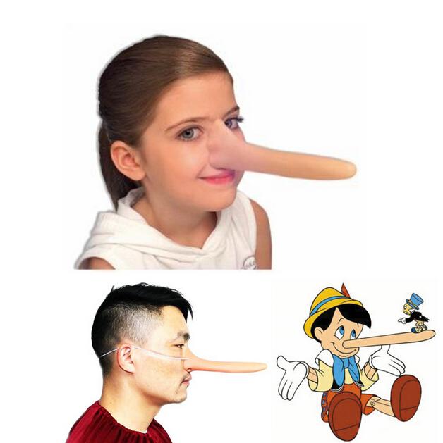 how to make pinocchio nose costume