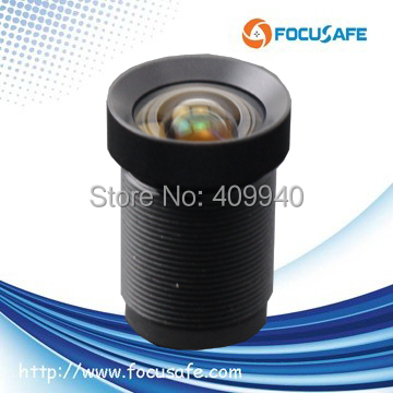 """14 Megapixel Low Distortion Board Lens 4.3mm with 1/2.3""""(China (Mainland))"""