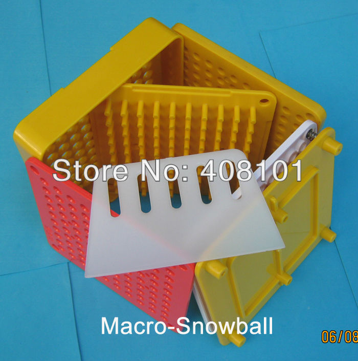 (For Size 0 Capsules) 100 Holes 0# ABS Manual Capsule Filler,Capsule Maker,Capsule Filling Machine - Macro-Snowball International Trade Co.,Ltd store