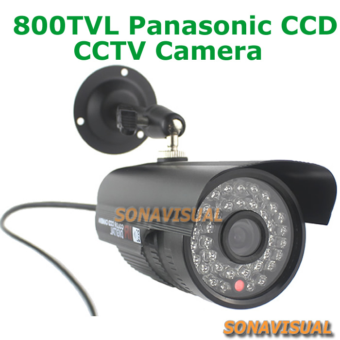 Promotion 800tvl 960H home security camera ir panasonic ccd 36pcs ir led night vision cctv camera waterproof surveillance Camera<br><br>Aliexpress