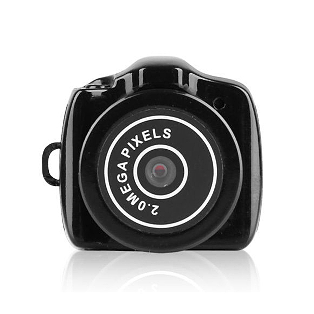 New Arrival Portable Smallest 720P HD Webcam Hidden Mini Camera Video Recorder Camcorder DV DVR Y2000, Free & Drop Shipping(China (Mainland))