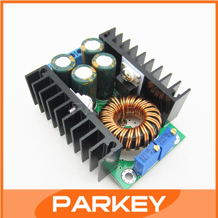 Здесь можно купить  100pcs Adjustable Step-Down Power Module 12A 24V to 12V LED Driver Constant Current Charge 7-32V to 0.8-28V DC Converter #200395  Электротехническое оборудование и материалы