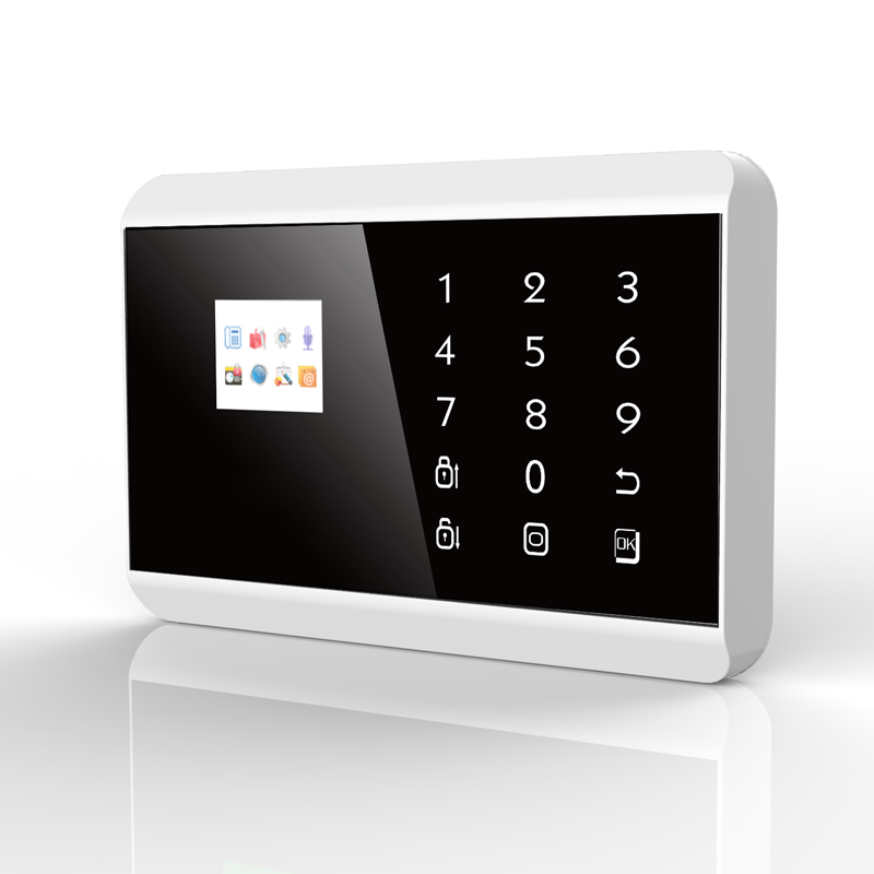Android IOS APP 4x High grade Remote Control Touch Keypad LCD Display GSM PSTN SMS Home