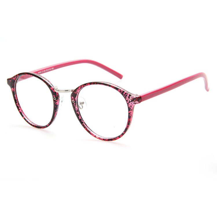 Girls Clear Lens Fashion Glasses Retro Fashion Cute girls
