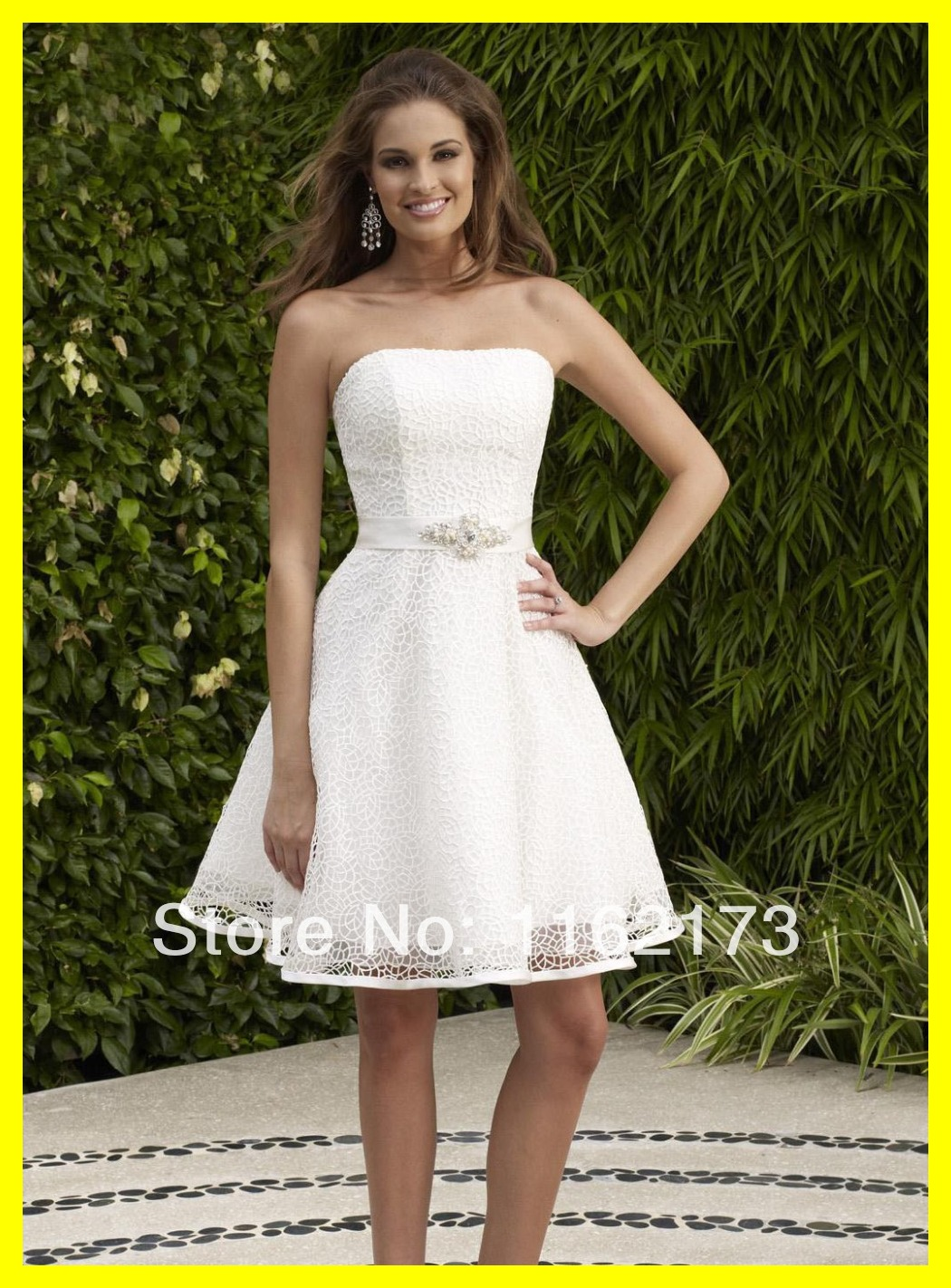 Wedding dresses for petite women black and white under for Wedding dresses for small women