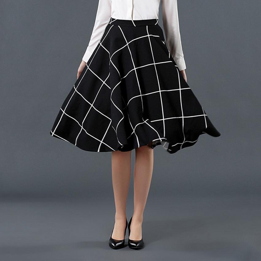 Luxury Women Skirt Mini Short Skirts Womens Tennis Plaid Skirt Woman Skirts