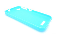 Free Shipping Colorful TPU soft gel wallet case for htc desire 320 case cover (China (Mainland))